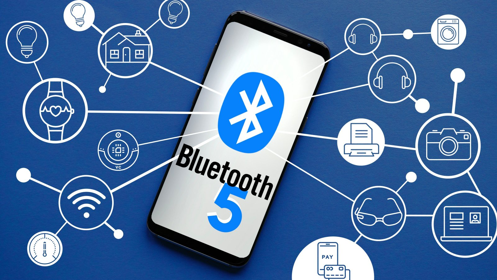 Bluetooth 5-Vernetzung